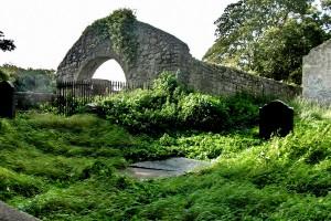 Farmer Darby's Clowry's Last Resting Place.